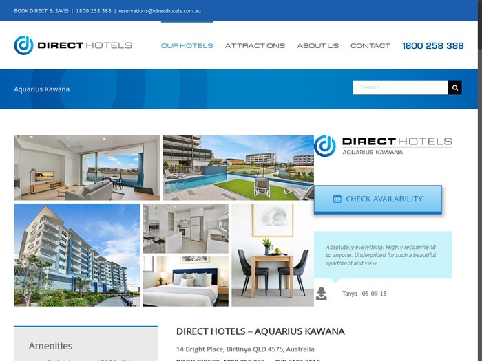 http://directhotels.com.au/aquarius-kawana/