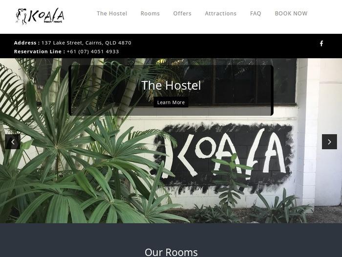http://koalabeachresortcairns.com/