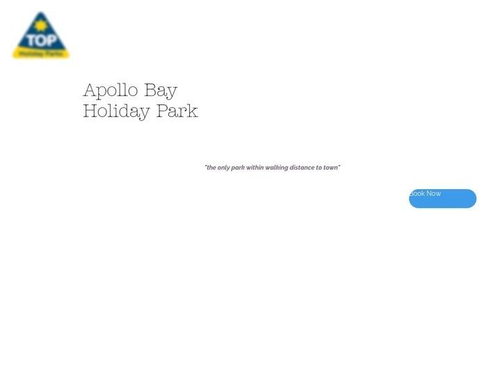 http://www.apollobayholidaypark.com.au