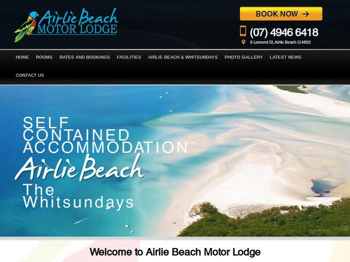 http://www.airliebeachmotorlodge.com.au/