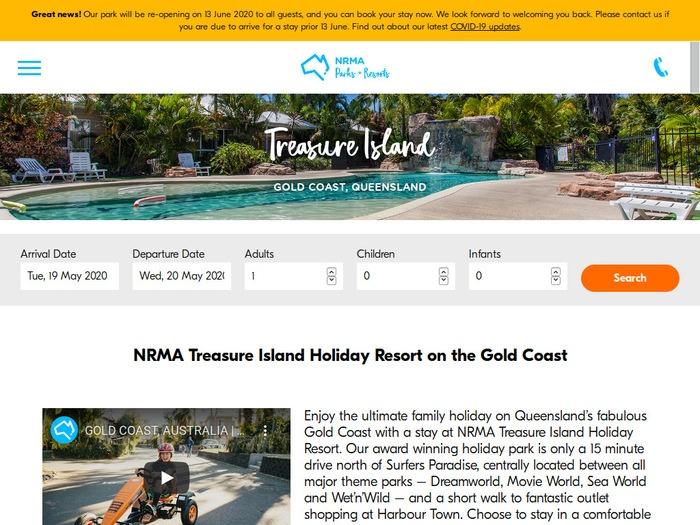 http://nrmaparksandresorts.com.au/treasure-island