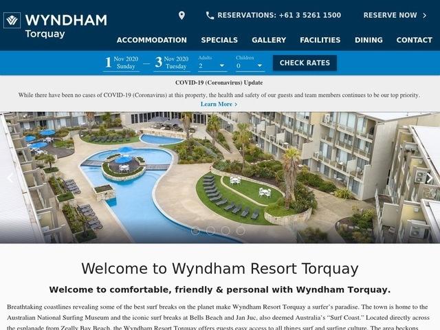 http://www.wyndhamtorquay.com.au