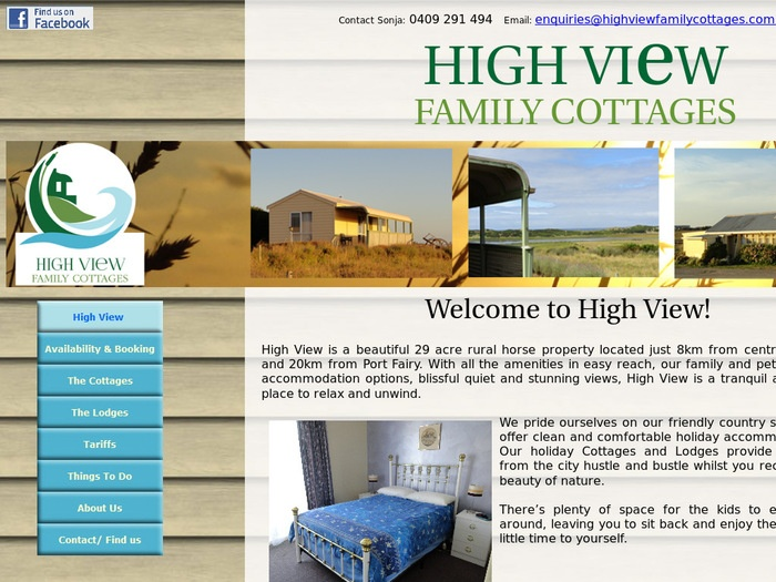 http://www.highviewfamilycottages.com.au