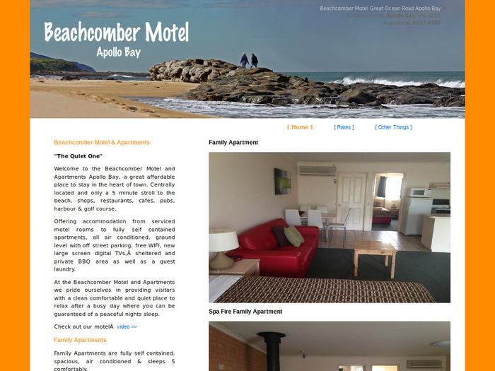 http://www.beachcombermotel.com.au