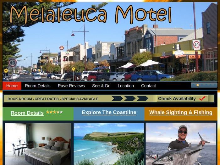 http://www.melaleucamotel.com.au