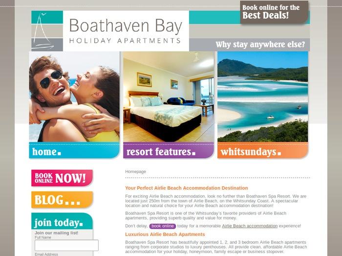http://www.boathavenresort.com.au/