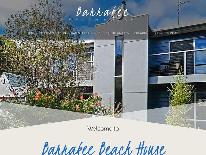 http://www.barrakeebeachhouse.com.au