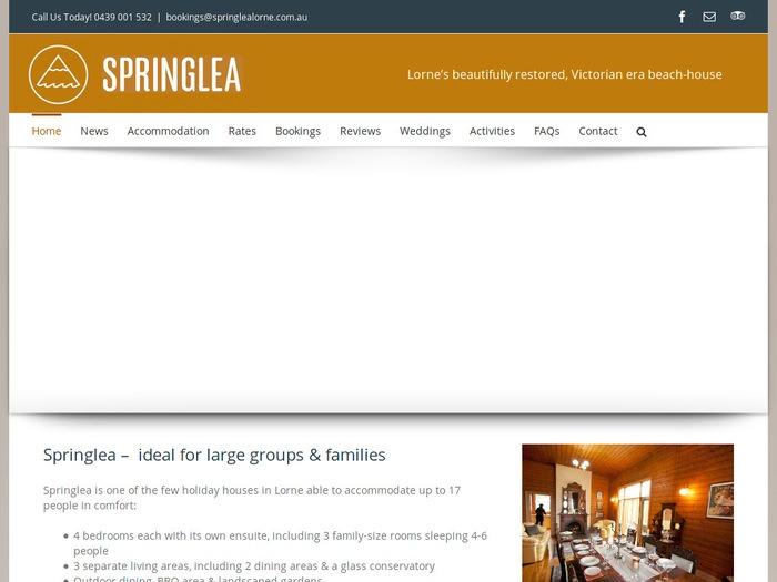 http://www.springlealorne.com.au