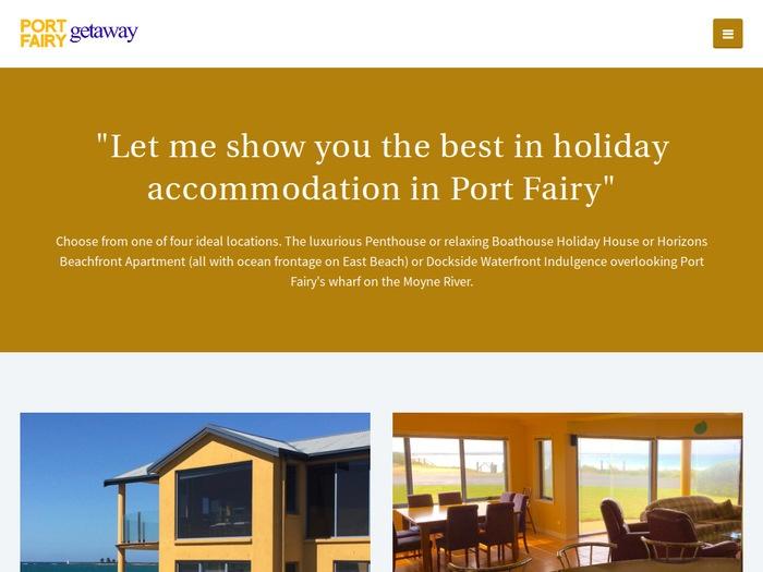http://www.portfairygetaway.com.au