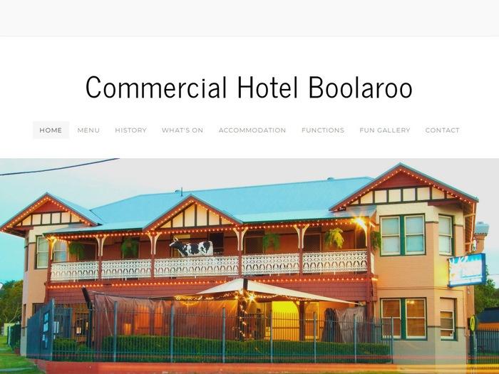 http://www.commercialhotelboolaroo.com/