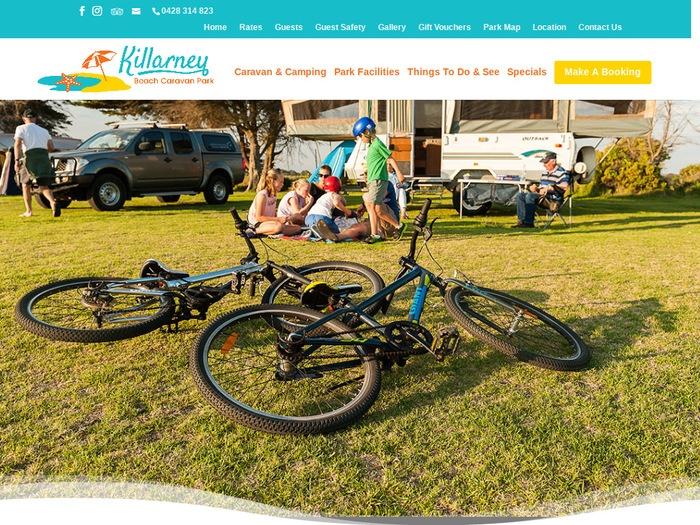 http://www.killarneybeachcaravanpark.com.au