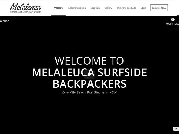http://www.melaleucabackpackers.com.au/