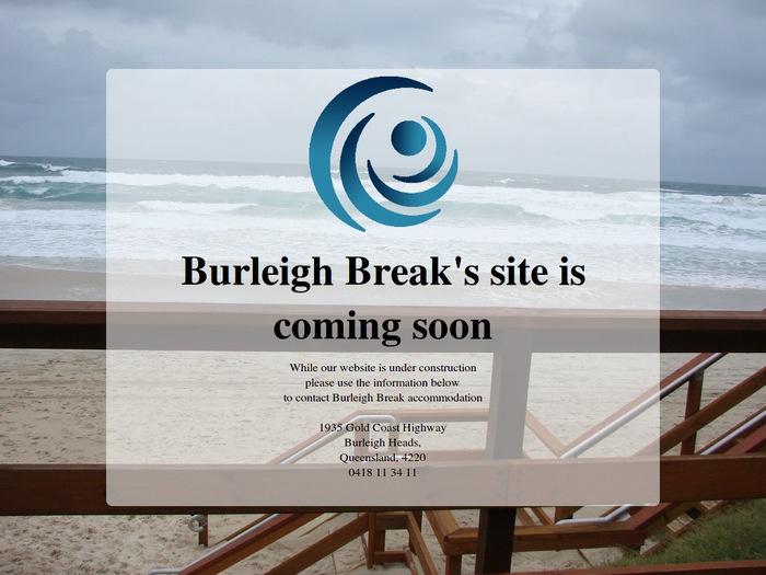 http://www.burleighbreak.com.au/