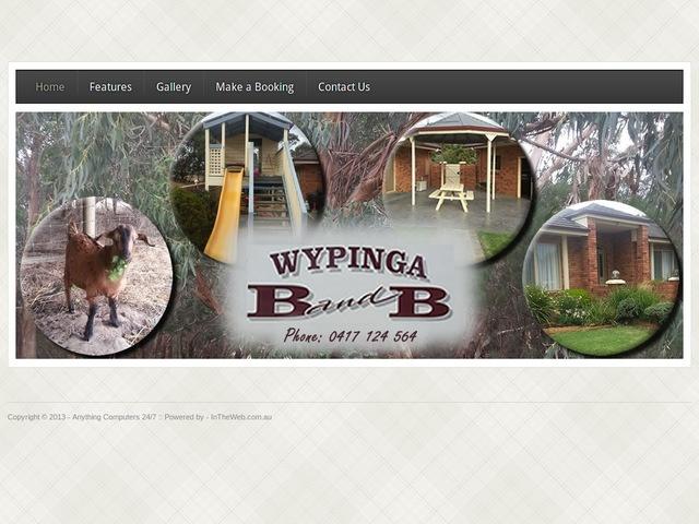http://www.wypingabandb.com.au