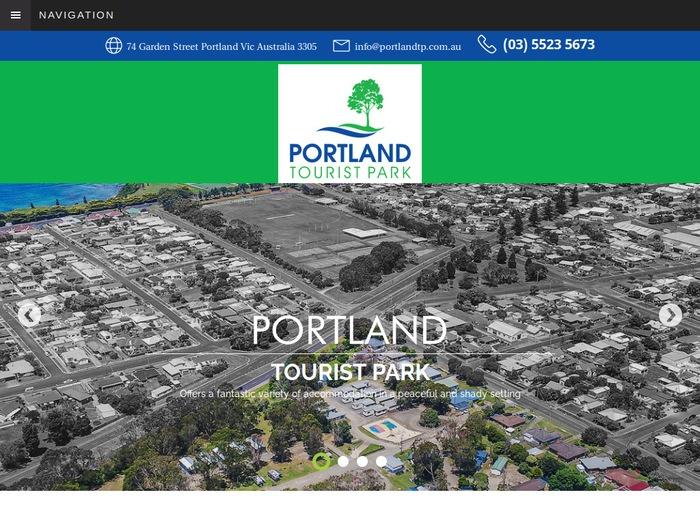 http://www.portlandtouristpark.com.au