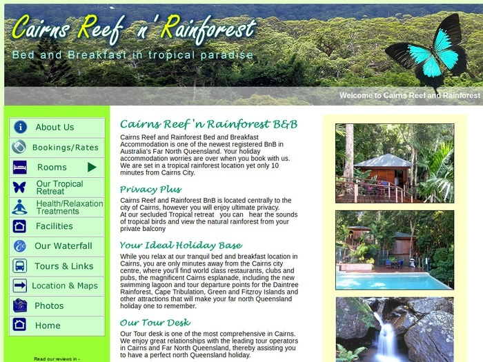 http://www.cairnsreefbnb.com.au/