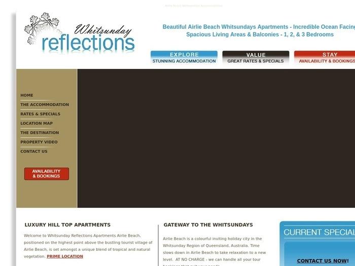 http://www.whitsunday-reflections.com.au/