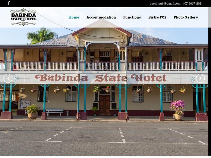 http://www.babindastatehotel.com.au/
