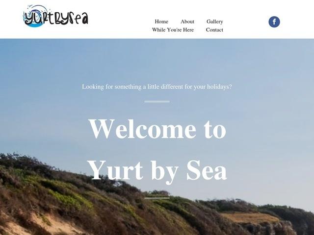 http://www.yurtbysea.com.au/