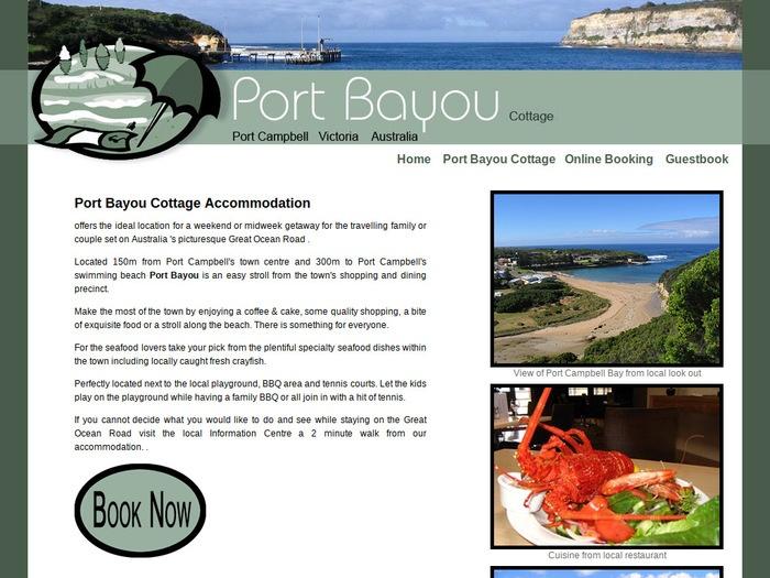 http://www.portbayoucottage.com.au