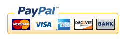 Pay by PayPal Online Payment